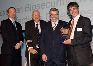 Australian Biosecurity CRC 2009 winners