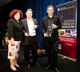 CRC for National Plant Biosecurity winners 2011