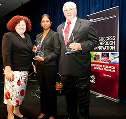 Vision CRC winners 2011