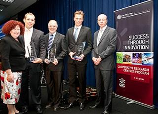 CRCMining winners 2011