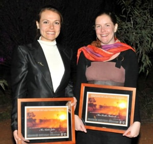 Early Career Scientist winners 2010