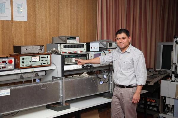 Dr Jorge Mejia