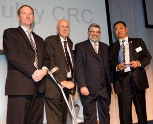 Poultry CRC 2009 winners