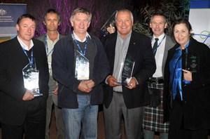 Seafood CRC 2010 winners