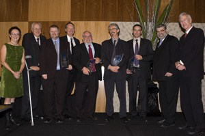 CRC for Sustainable Resource Processing 2008 winners