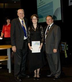Ms Rowena Long 2007 winner