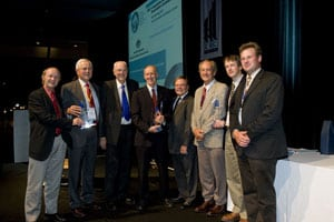 CRC for Plant-based Management of Dryland Salinity 2007 winners