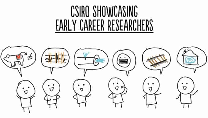 CSIRO showcasing Early Career Researchers