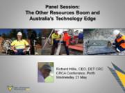 Richard Hillis presentation