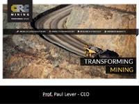 Paul Lever presentation