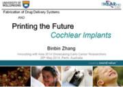 Binbin Zhang presentation