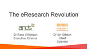 eResearch Revolution presentation Australia 2040
