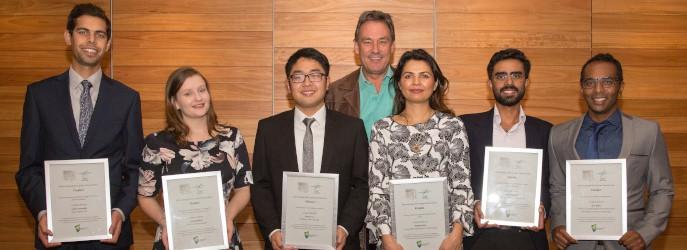 ECR 2018 finalists
