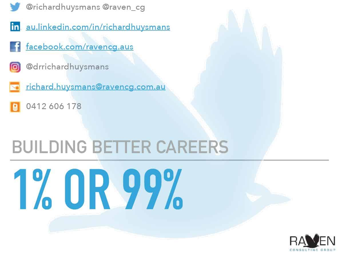 Building better careers